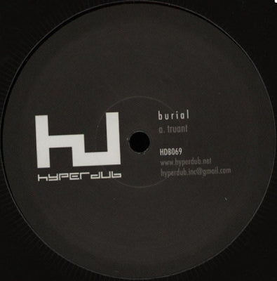 BURIAL - Truant / Rough Sleeper