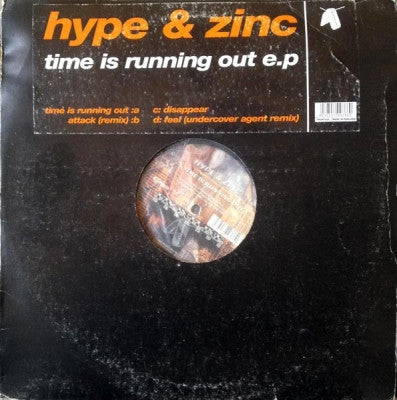 HYPE & ZINC - Time Is Running Out E.P