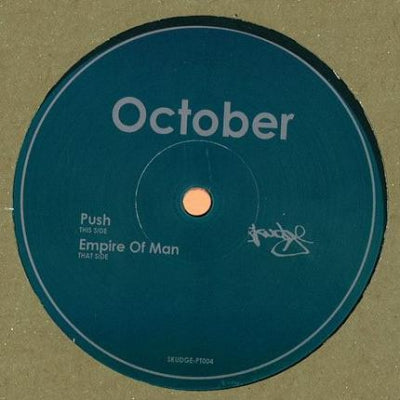 OCTOBER - Empires EP