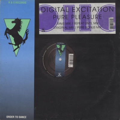 DIGITAL EXCITATION - Pure Pleasure
