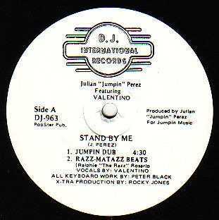 JULIAN 'JUMPIN' PEREZ - Stand By Me