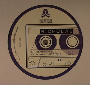 NICHOLAS - The Music Lives / Work This Out / Running Into Time