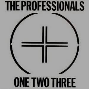 THE PROFESSIONALS - One Two Three