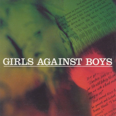 GIRLS AGAINST BOYS - Bulletproof Cupid / Sharkmeat