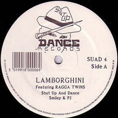 SHUT UP AND DANCE - Lamborghini / A Change Soon Come