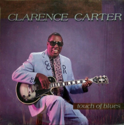 CLARENCE CARTER - Touch Of Blues