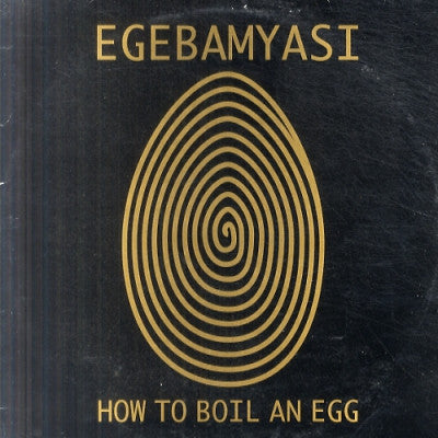 EGE BAM YASI - How To Boil An Egg