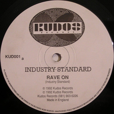 INDUSTRY STANDARD - Rave On / Rave On You Crazy Diamond