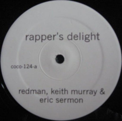 REDMAN, KEITH MURRAY & ERICK SERMON / WUTANG CLAN - Rapper's Delight / Sucker M.C.