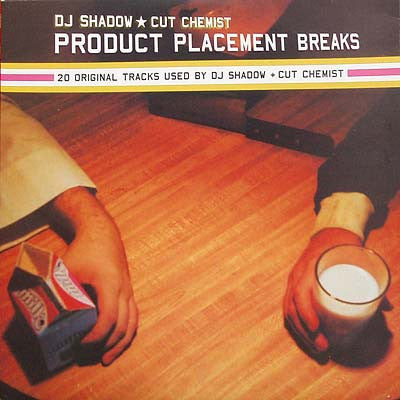 VARIOUS ARTISTS - Product Placement Breaks