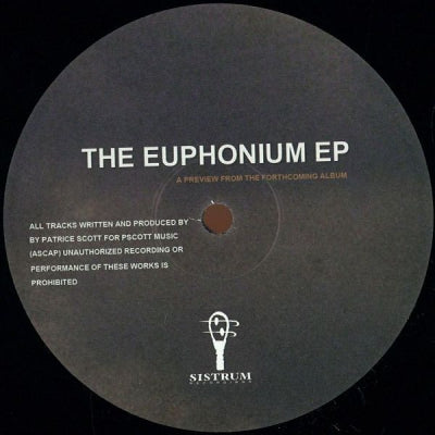 PATRICE SCOTT - The Euphonium ep
