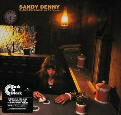 SANDY DENNY - The North Star Grassman And The Raven