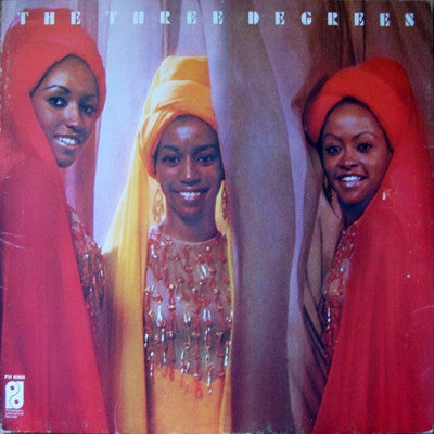 THREE DEGREES - Three Degrees
