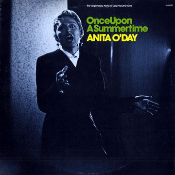 ANITA O'DAY - Once Upon A Summertime