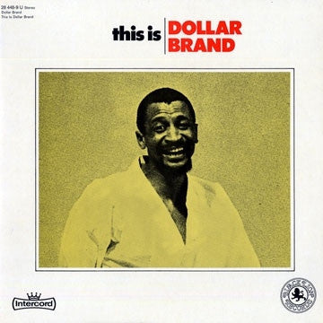 DOLLAR BRAND - This Is Dollar Brand