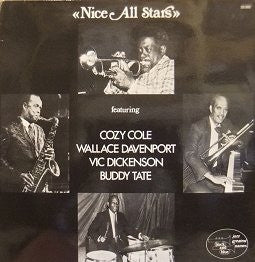 COZY COLE, BUDDY TATE, WALLACE DAVENPORT, VIC DICKENSON - Nice All Stars