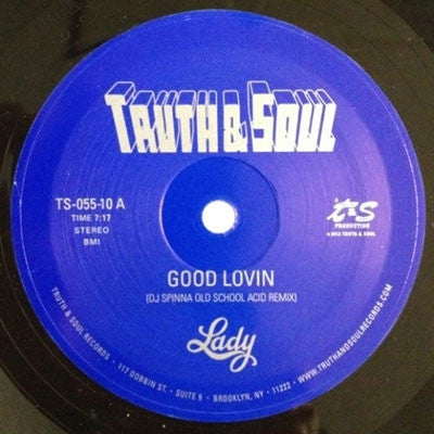 LADY (NICOLE WRAY & TERRI WALKER) - Good Lovin