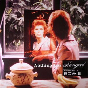 DAVID BOWIE - Nothing Has Changed (The Very Best Of Bowie)