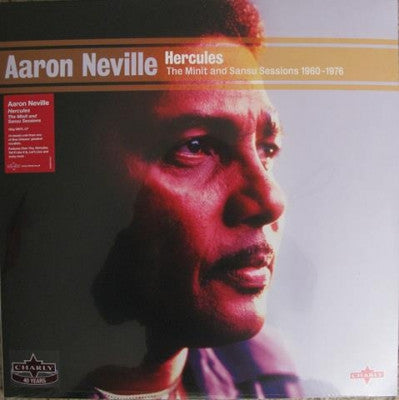 AARON NEVILLE - Hercules - The Minit And Sansu Sessions 1960-1976
