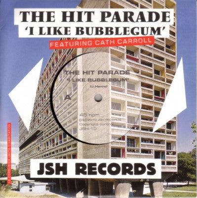THE HIT PARADE - I Like Bubblegum Featuring Cath Carroll.