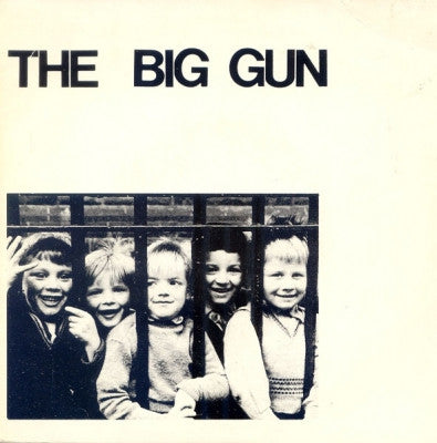 THE BIG GUN - Heard About Love / Happens All The Time