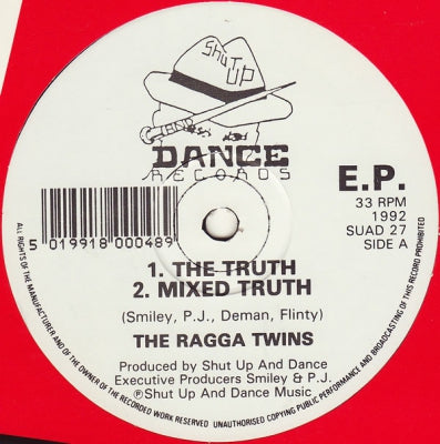 THE RAGGA TWINS - E.P.