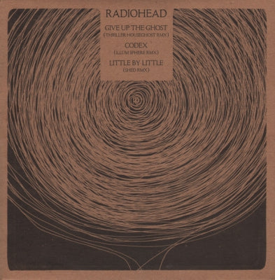 RADIOHEAD - Give Up The Ghost / Codex / Little By Little