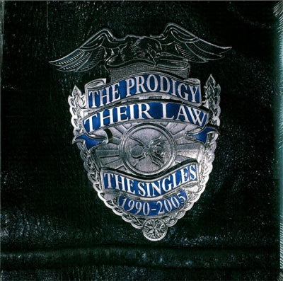 THE PRODIGY - Their Law - The Singles 1990-2005