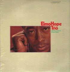 ELMO HOPE TRIO - With Jimmy Bond & Frank Butler