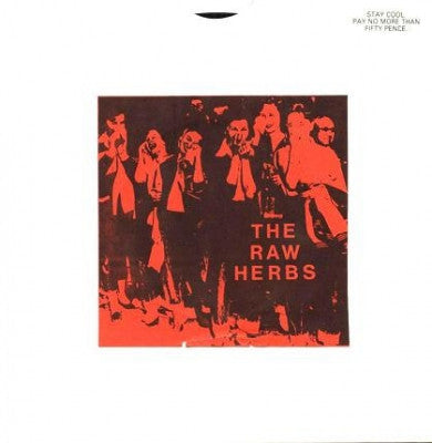 THE RAW HERBS - Old Joe / Thats How It Is