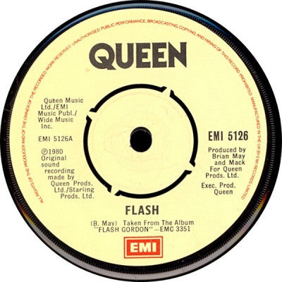 QUEEN - Flash / Football Fight