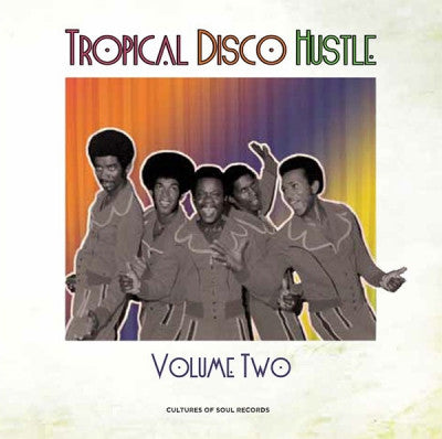 VARIOUS - Tropical Disco Hustle Volume Two