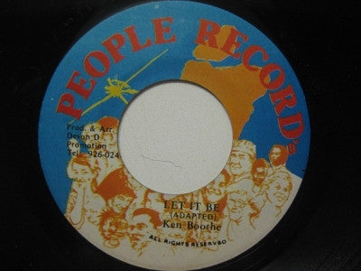 KEN BOOTHE / TRACK STAR CREW - Let It Be