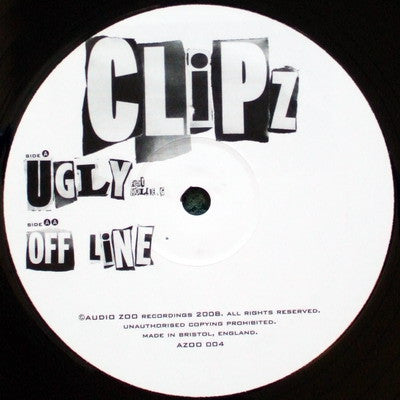 CLIPZ FEAT. HOLLIE G - Ugly / Off Line