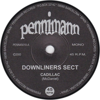 DOWNLINERS SECT - Cadillac / Roll Over Beethoven