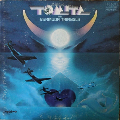 TOMITA - The Bermuda Triangle - A Musical Fantasy Of Science Fiction