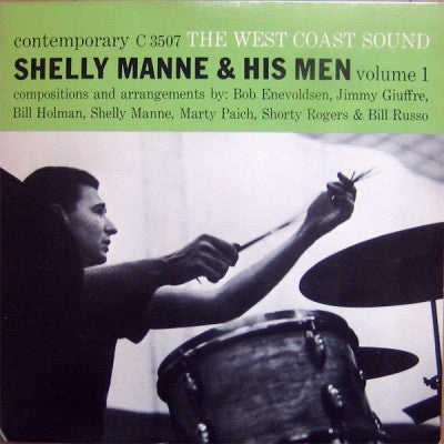 SHELLY MANNE - Shelly Manne And His Men, Volume 1 - The West Coast Sound