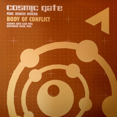 COSMIC GATE FEAT. DENISE RIVERA - Body Of Conflict