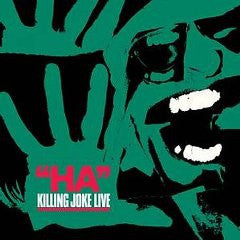 KILLING JOKE - Ha!