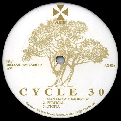 JEFF MILLS - Cycle 30