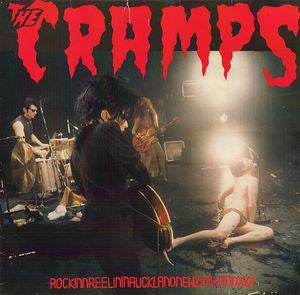 THE CRAMPS - RockinnReelininAucklandNewZealandXXX