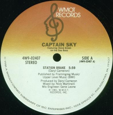CAPTAIN SKY - Station Brake