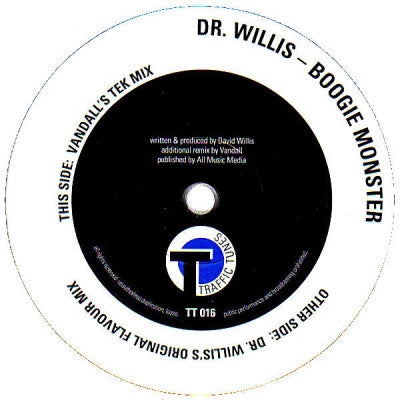 DR. WILLIS - Boogie Monster