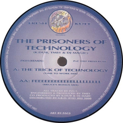 THE PRISONERS OF TECHNOLOGY - The Trick Of Technology (Time To Work Mix)