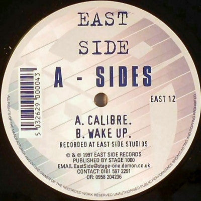 A SIDES - Calibre / Wake Up
