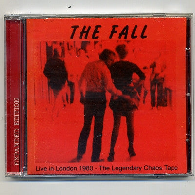 THE FALL - Live in London 1980 - The Legendary Chaos Tape