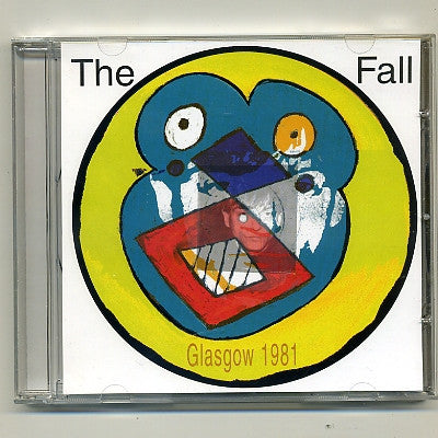 THE FALL - Live From The Vaults - Glasgow 1981
