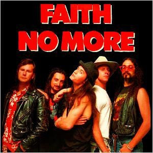 FAITH NO MORE - Live At Hammersmith Odeon