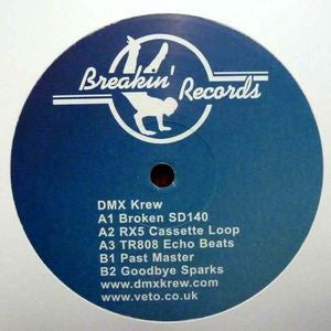 DMX KREW - Broken SD140