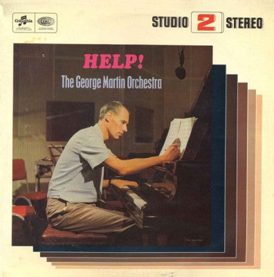 THE GEORGE MARTIN ORCHESTRA - Help!